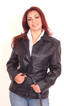 A11 Ladies JAcket with Belt
