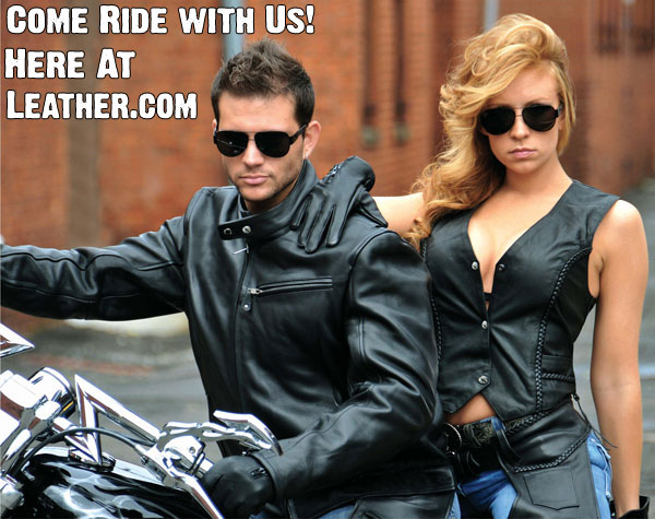Welcome to San Diego Leather Inc. Come Ride with us to best leather jacket sales on the Web!