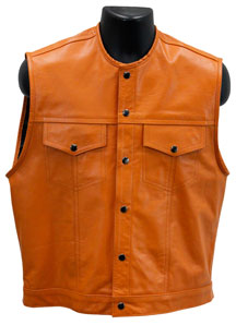 Ebay Item 004 Orange Club Vest