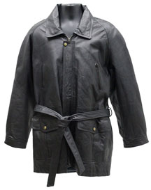 Ebay Item 005 Mens Carcoat with Belt