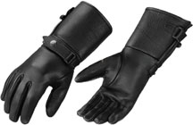 870 Deerskin Gloves with Removable Gauntlet