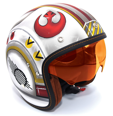 Star Wars X-Wing Fighter Pilot Helmet