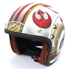X-Wing Fighter Pilot Helmet Left Profile View