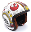 X-Wing Fighter Pilot Helmet Right Profile View
