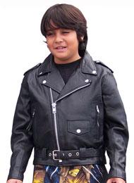 3bcee10e5 Kids Leather Jackets Department, we have kids leather biker jackets ...