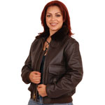 Click here for the Ladies G1 Navy Bomber Jacket