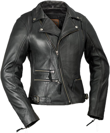 LC160 Ladies Cruizer with pockets and air vents