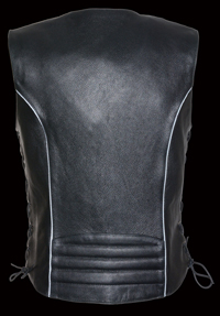 Ladies_high_neck_leather_vest