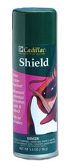Cadillac Leather Water Proofer Spray for leather apparel and leather footwear