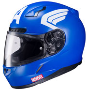 Captain America Limited Edition Motorcycle Helmet from HJC and Marvel