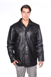 A111 MENS LEATHER JACKET