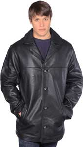 mens button jacket in style A111