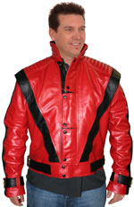 We also suggest the Thriller Jacket for $395.00