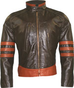 Comic Book Leather Jackets