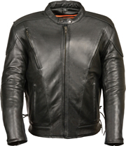 C1010 Tall Vented Scooter Jacket