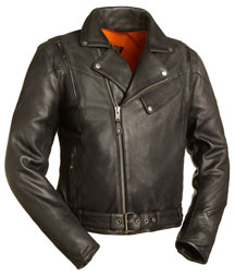 2017 MENS LEATHER JACKET