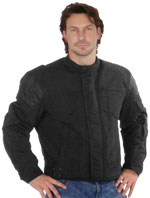 C3429 Vented Cordura Jacket with Armor & Vents