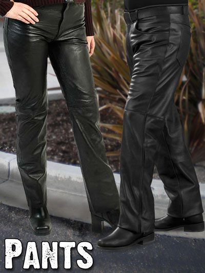 Click Here for Leather Pants Department