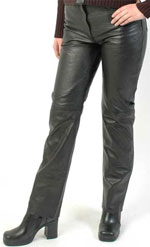 P11 LADIES LEATHER PANTS