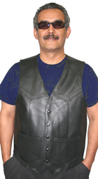 Mens US Made Vest 3