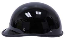 Jockey Polo Novelty Helmet Gloss Black